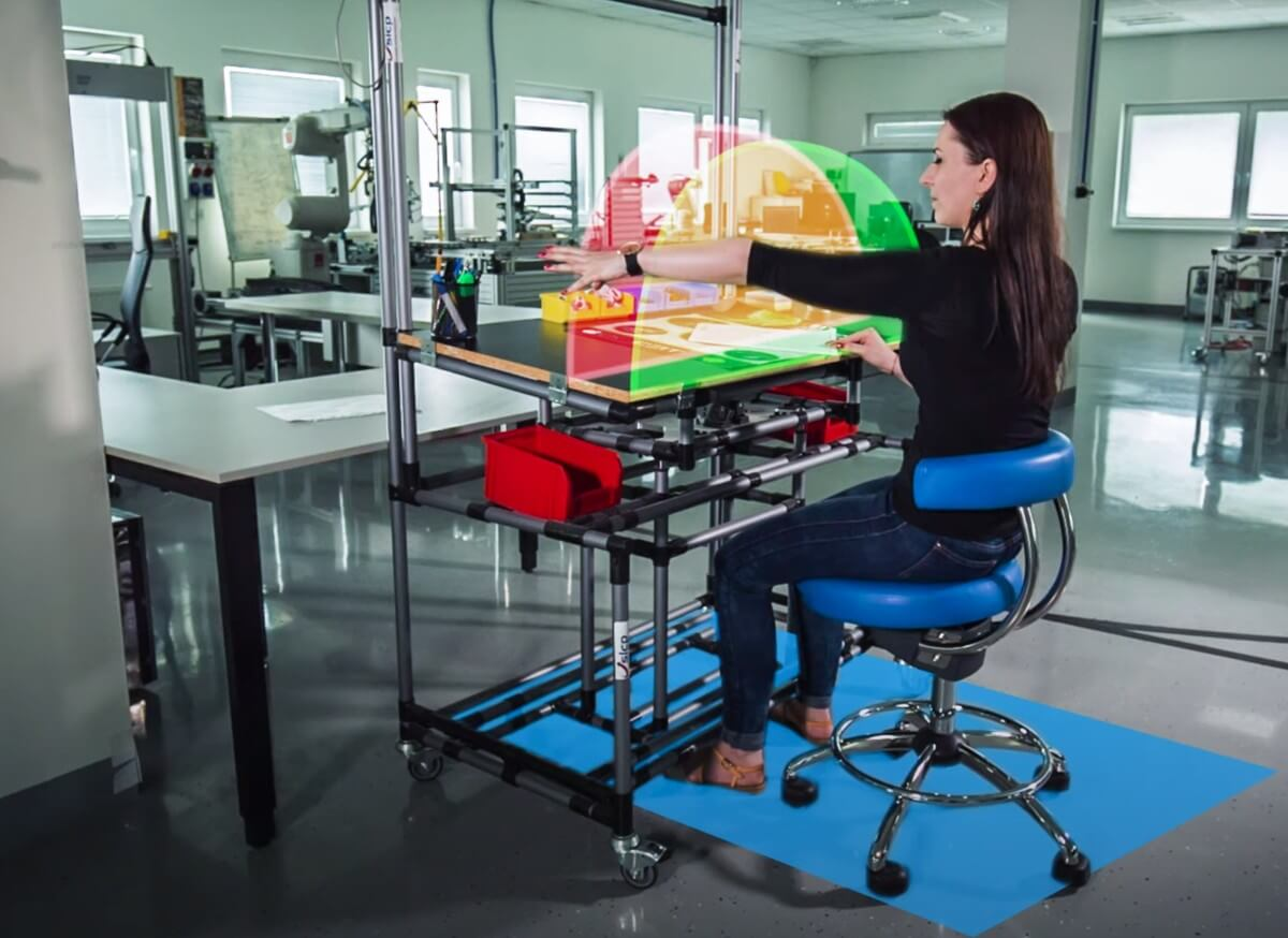 Průmyslová ergonomie