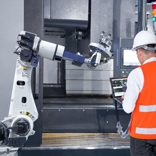 Robotické a montážne linky