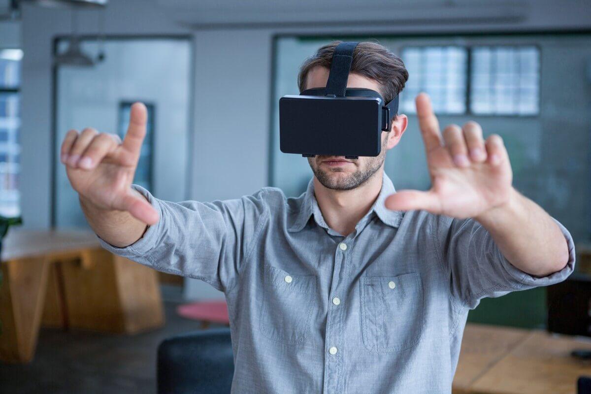 VR/AR tréningy